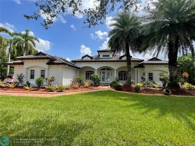 2600 Steeplechase Rd, Davie, FL 33330 (MLS #F10300267) :: Castelli Real Estate Services