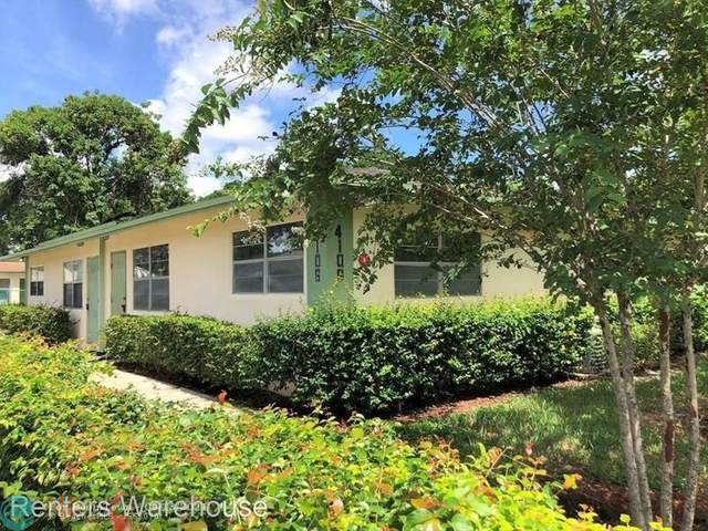 4106 NW 88th Ave E3, Coral Springs, FL 33065 (#F10300272) :: The Power of 2 | Century 21 Tenace Realty