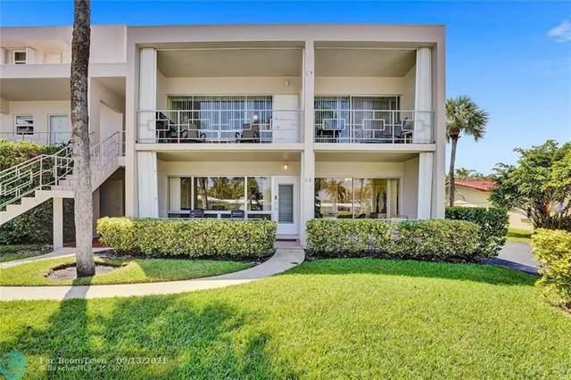 3306 SE 11th St C8, Pompano Beach, FL 33062 (MLS #F10300320) :: Green Realty Properties
