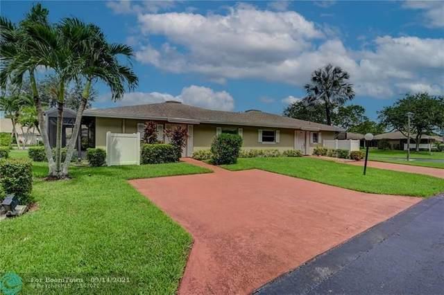 8921 Echo Ln C, Boca Raton, FL 33496 (#F10300352) :: Baron Real Estate
