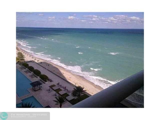 1830 S Ocean Dr #1712, Hallandale Beach, FL 33009 (MLS #F10300357) :: Green Realty Properties
