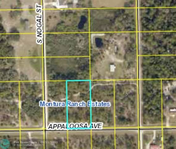 433 Appaloosa Avenue, Other City - In The State Of Florida, FL 33440 (MLS #F10300396) :: Castelli Real Estate Services
