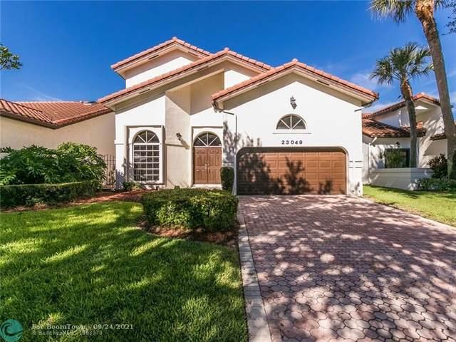 23049 Via Stel, Boca Raton, FL 33433 (#F10300397) :: DO Homes Group