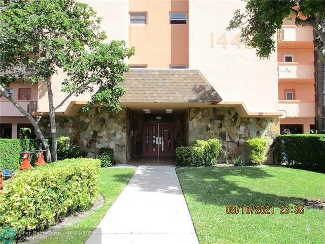 1445 Atlantic Shores Blvd #605, Hallandale Beach, FL 33009 (MLS #F10300415) :: GK Realty Group LLC