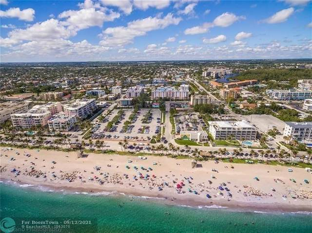 101 SE 20th Ave #202, Deerfield Beach, FL 33441 (MLS #F10300470) :: GK Realty Group LLC