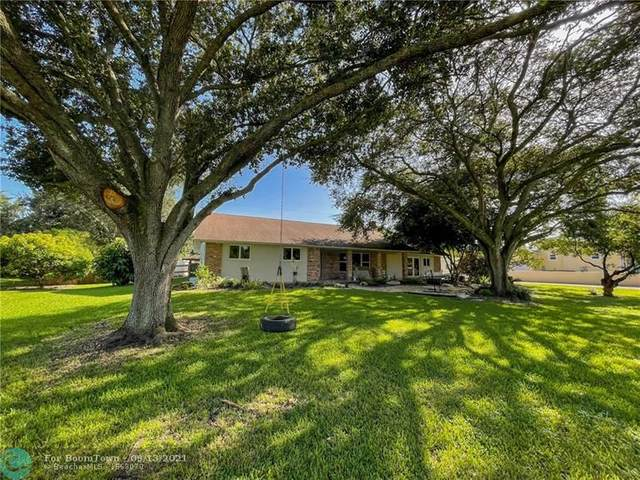 13350 Luray Road, Southwest Ranches, FL 33330 (MLS #F10300478) :: United Realty Group