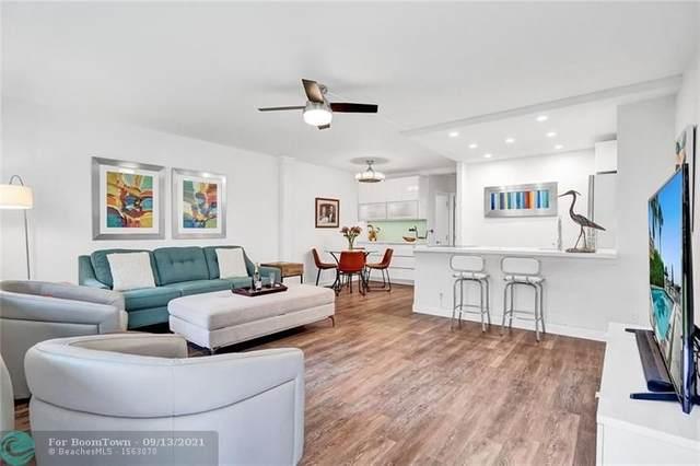 101 N Birch Rd #102, Fort Lauderdale, FL 33304 (#F10300505) :: Ryan Jennings Group