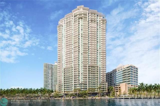 411 N New River Dr #803, Fort Lauderdale, FL 33301 (MLS #F10300521) :: Adam Docktor Group
