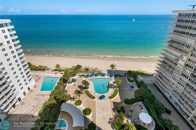 4240 Galt Ocean Dr #1803, Fort Lauderdale, FL 33308 (MLS #F10300544) :: The DJ & Lindsey Team
