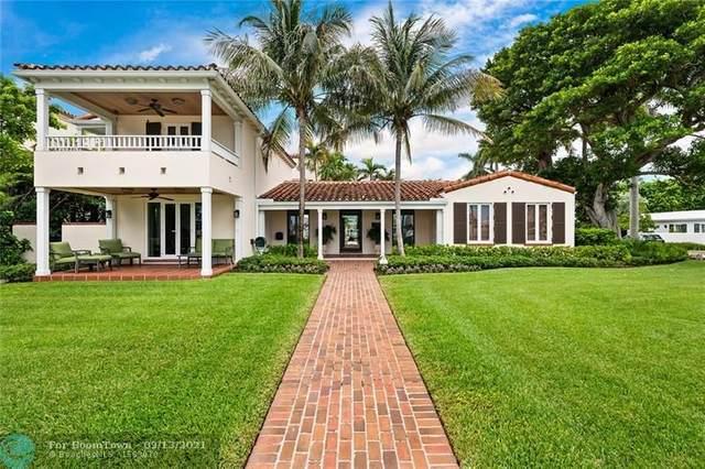 629 Idlewyld Dr, Fort Lauderdale, FL 33301 (MLS #F10300560) :: Berkshire Hathaway HomeServices EWM Realty