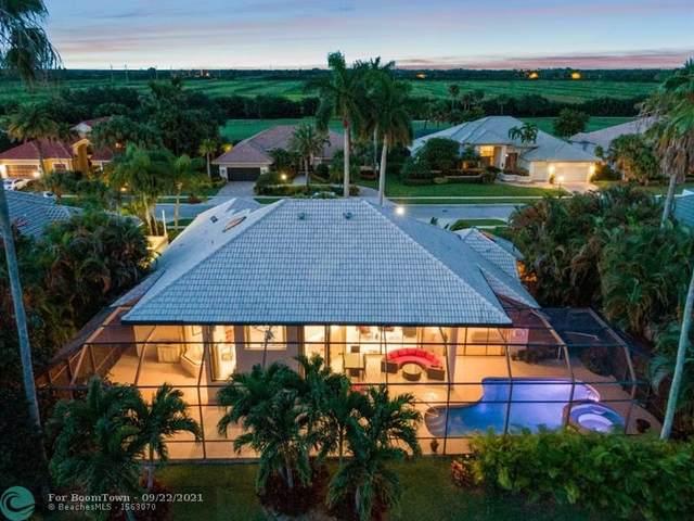 10487 N Stonebridge Blvd, Boca Raton, FL 33498 (MLS #F10300594) :: Adam Docktor Group