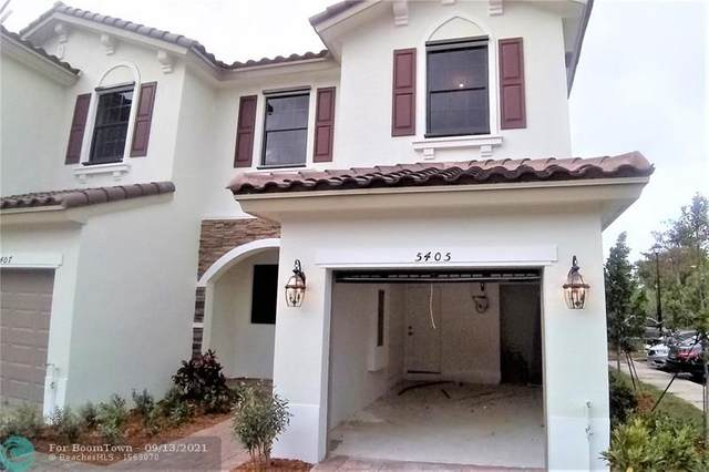 5405 NW 27th St #5405, Margate, FL 33063 (#F10300611) :: The Reynolds Team | Compass