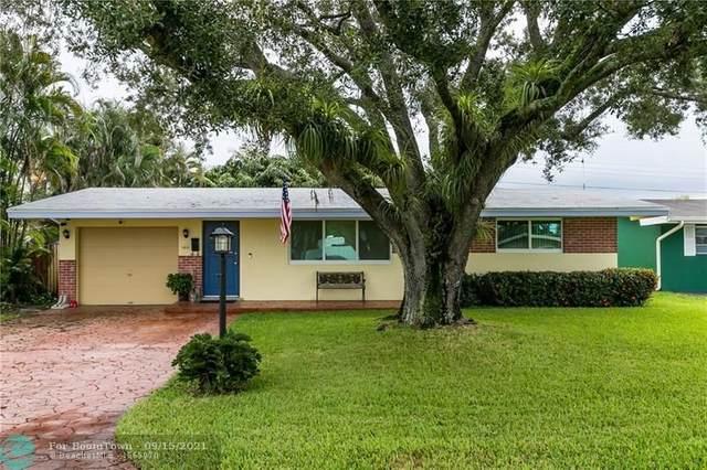 1011 NW 81st Ave, Pembroke Pines, FL 33024 (#F10300623) :: Dalton Wade