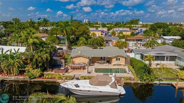 1720 SW 6th Ave, Pompano Beach, FL 33060 (MLS #F10300624) :: Green Realty Properties