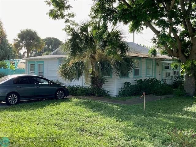 4649 SE May Avenue, Stuart, FL 34997 (MLS #F10300635) :: Green Realty Properties