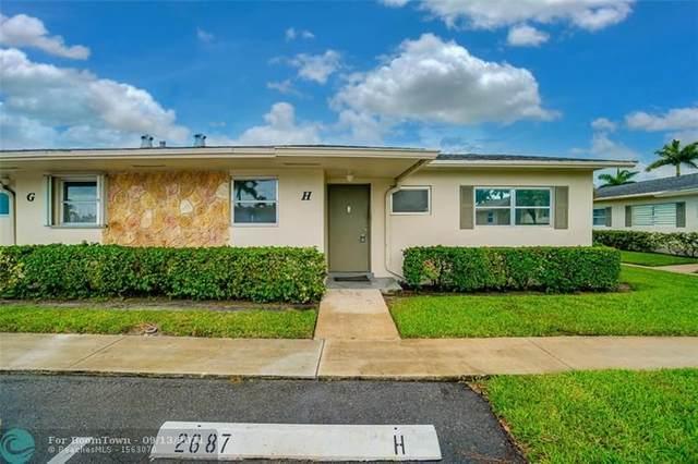2687 Emory Dr H, West Palm Beach, FL 33415 (MLS #F10300642) :: GK Realty Group LLC