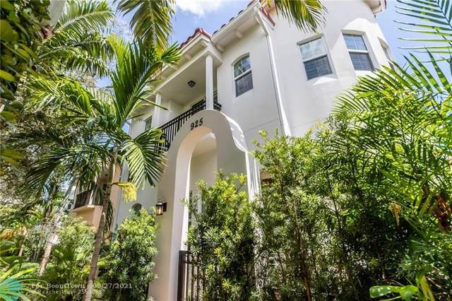 925 N Victoria Park Rd, Fort Lauderdale, FL 33304 (MLS #F10300643) :: Green Realty Properties