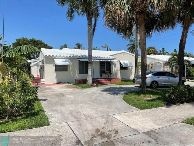 1841 Taft Street, Hollywood, FL 33020 (MLS #F10300644) :: GK Realty Group LLC