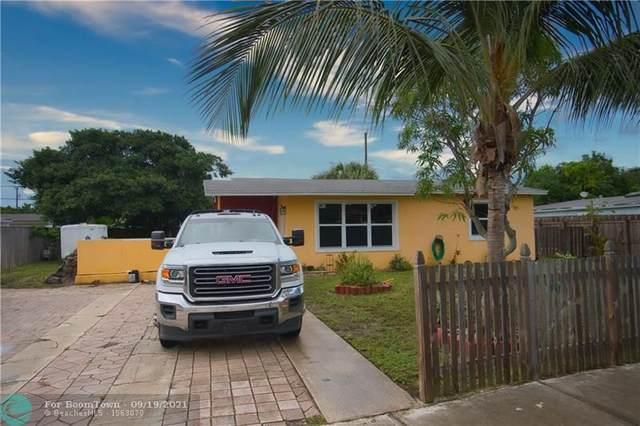 249 NE 45TH CT, Pompano Beach, FL 33064 (MLS #F10300645) :: Castelli Real Estate Services