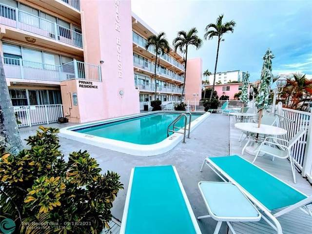 625 Antioch Ave #306, Fort Lauderdale, FL 33304 (#F10300655) :: The Rizzuto Woodman Team