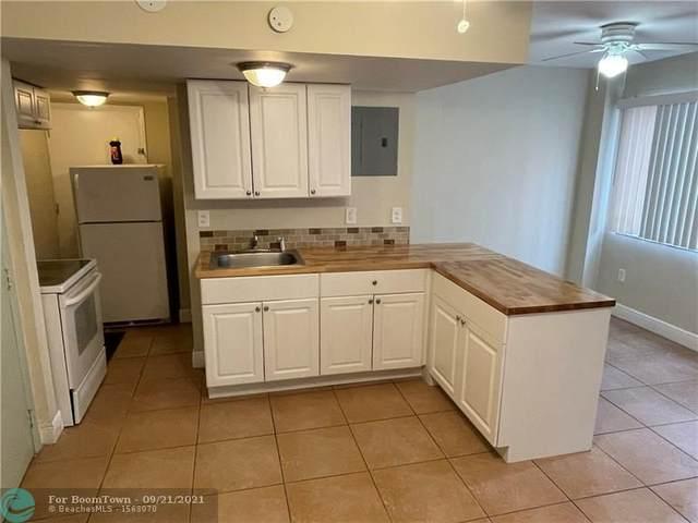 1821 NE 168th Street A-6, North Miami Beach, FL 33162 (MLS #F10300676) :: Berkshire Hathaway HomeServices EWM Realty