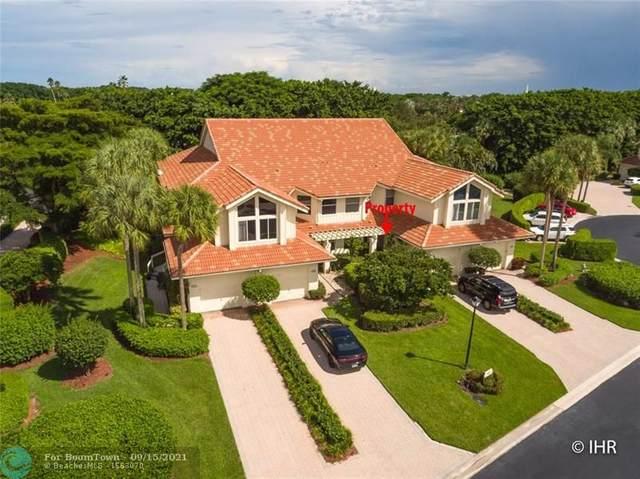 2464 NW 59th St #1104, Boca Raton, FL 33496 (#F10300684) :: Michael Kaufman Real Estate