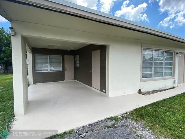4040 NE 3RD AV, Deerfield Beach, FL 33064 (MLS #F10300723) :: Berkshire Hathaway HomeServices EWM Realty