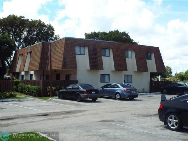 121 San Remo Blvd #121, North Lauderdale, FL 33068 (MLS #F10300735) :: Castelli Real Estate Services