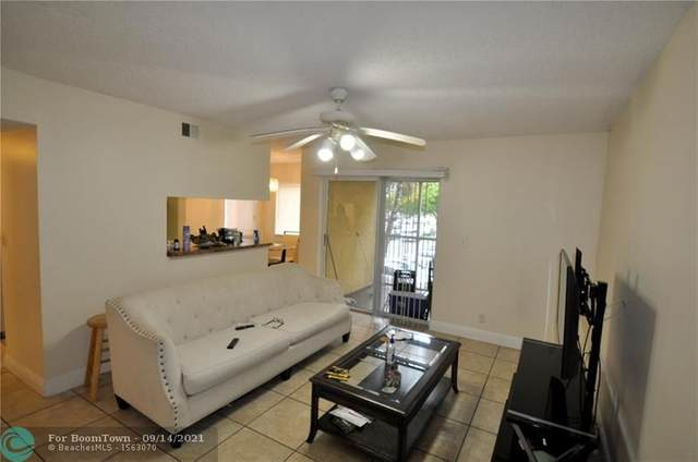 5686 Rock Island Rd #116, Tamarac, FL 33319 (MLS #F10300743) :: GK Realty Group LLC