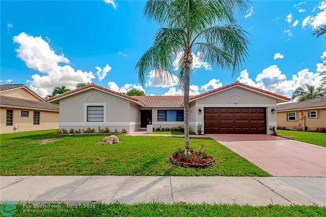 2152 NW 78th Ave, Margate, FL 33063 (#F10300756) :: The Power of 2   Century 21 Tenace Realty