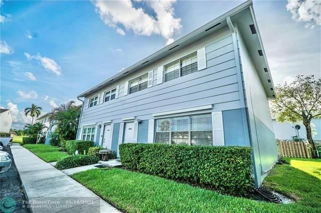 1825 SW 81st Ter 6-19, Davie, FL 33324 (MLS #F10300774) :: Castelli Real Estate Services