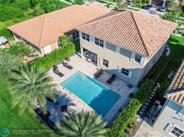 9890 S Miralago Way, Parkland, FL 33076 (MLS #F10300776) :: Berkshire Hathaway HomeServices EWM Realty