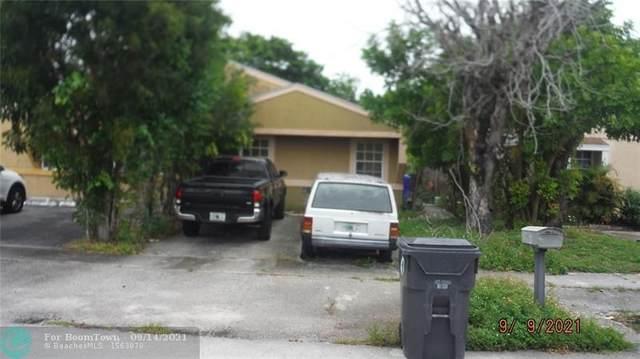 7211 SW 14th St, North Lauderdale, FL 33068 (#F10300782) :: The Rizzuto Woodman Team