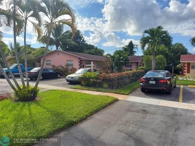 5700 NW 15th St, Lauderhill, FL 33313 (#F10300786) :: Baron Real Estate