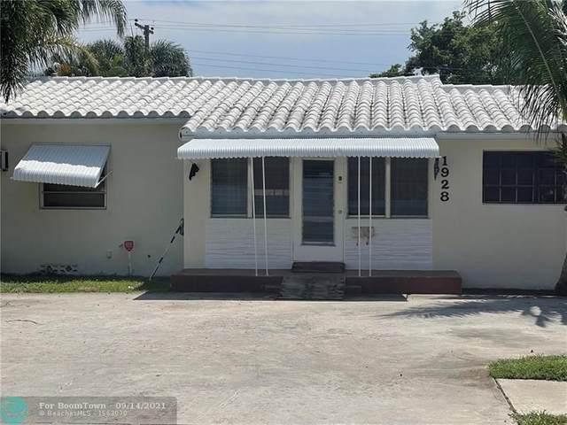 1928 Wilson Street, Hollywood, FL 33020 (MLS #F10300801) :: Castelli Real Estate Services