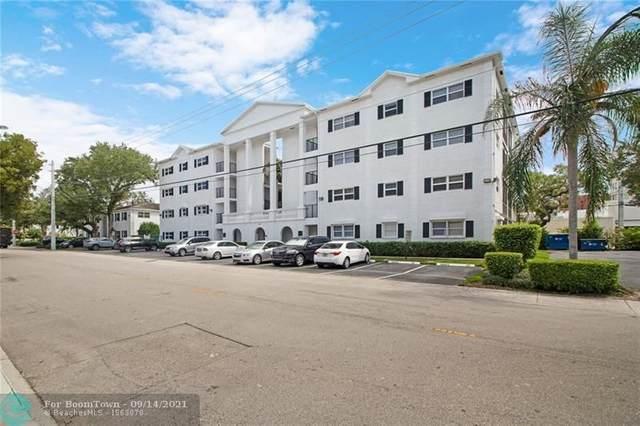 1212 SE 2nd Ct #203, Fort Lauderdale, FL 33301 (MLS #F10300844) :: Adam Docktor Group