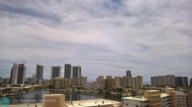 437 Golden Isles Dr 12I, Hallandale Beach, FL 33009 (MLS #F10300853) :: GK Realty Group LLC
