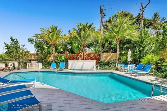 3040 N Ocean Blvd N101, Fort Lauderdale, FL 33308 (#F10300889) :: The Rizzuto Woodman Team