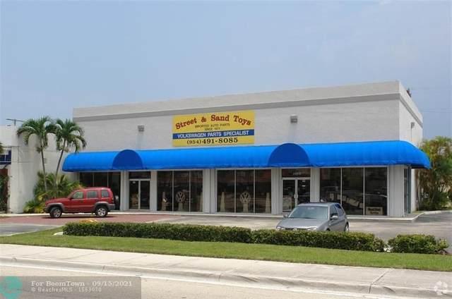 4400 N Dixie Hwy, Oakland Park, FL 33334 (MLS #F10300913) :: Green Realty Properties