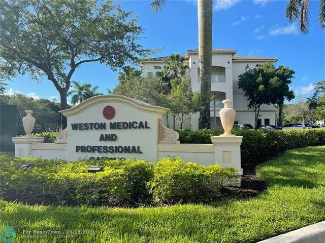 2893 Executive Park Dr #110, Weston, FL 33331 (MLS #F10300949) :: Adam Docktor Group
