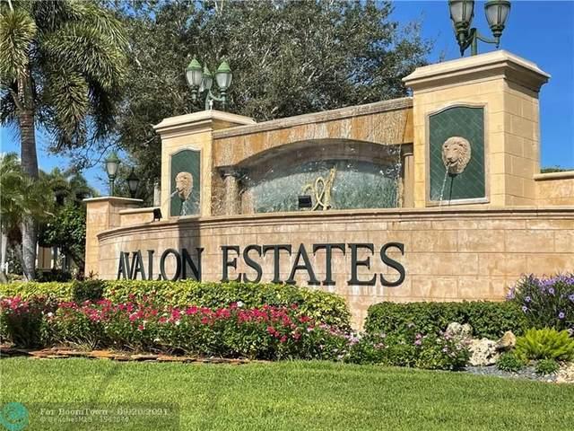 7908 Lando Ave, Boynton Beach, FL 33437 (#F10300954) :: Dalton Wade