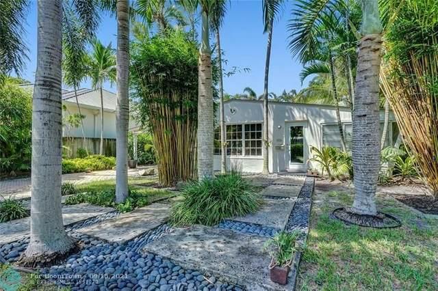 1731 NE 16th St, Fort Lauderdale, FL 33304 (#F10300967) :: The Rizzuto Woodman Team