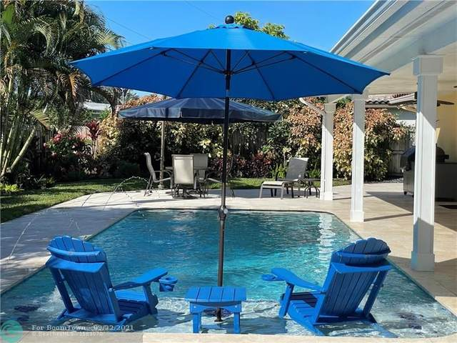 2260 NE 52nd St, Fort Lauderdale, FL 33308 (MLS #F10300970) :: Adam Docktor Group