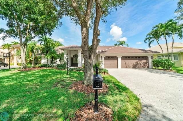 6455 NW 98th Ln, Parkland, FL 33076 (MLS #F10300981) :: GK Realty Group LLC