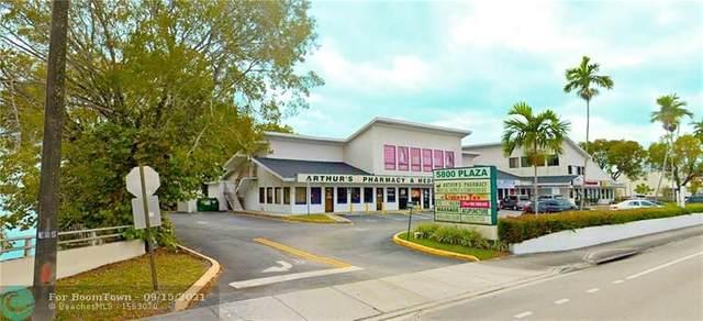 5820 N University Dr, Tamarac, FL 33321 (MLS #F10300988) :: Green Realty Properties