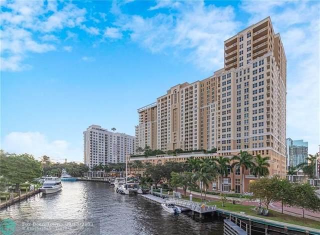 511 SE 5th Ave #1109, Fort Lauderdale, FL 33301 (MLS #F10300996) :: Berkshire Hathaway HomeServices EWM Realty