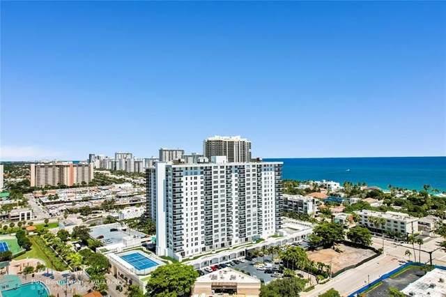 3015 N Ocean Blvd 6E, Fort Lauderdale, FL 33308 (#F10301021) :: Ryan Jennings Group