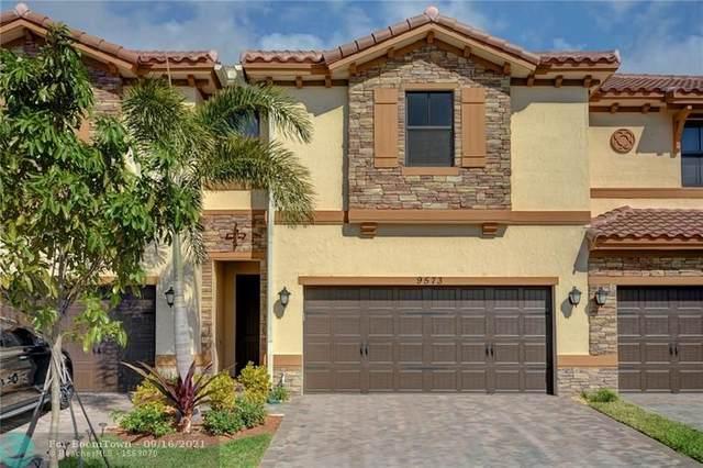9573 Town Parc Circle North #0, Parkland, FL 33076 (MLS #F10301039) :: GK Realty Group LLC