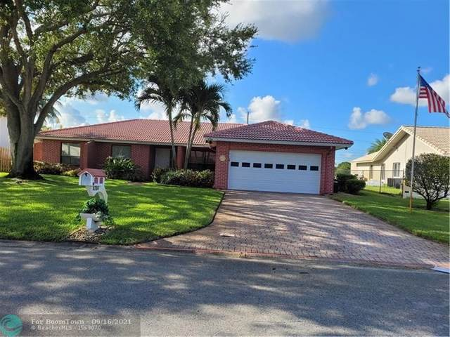8784 SW 1st Pl, Coral Springs, FL 33071 (#F10301048) :: The Power of 2 | Century 21 Tenace Realty