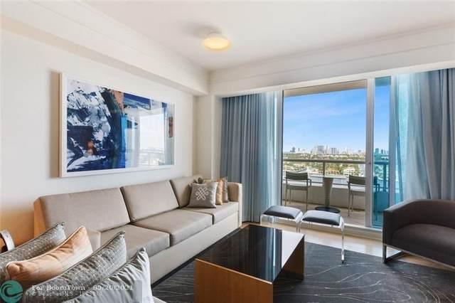 1 N Fort Lauderdale Beach Blvd #1510, Fort Lauderdale, FL 33316 (MLS #F10301058) :: Green Realty Properties